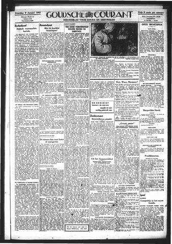 Goudsche Courant 1943-01-09