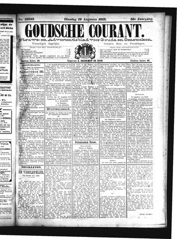 Goudsche Courant 1913-08-19