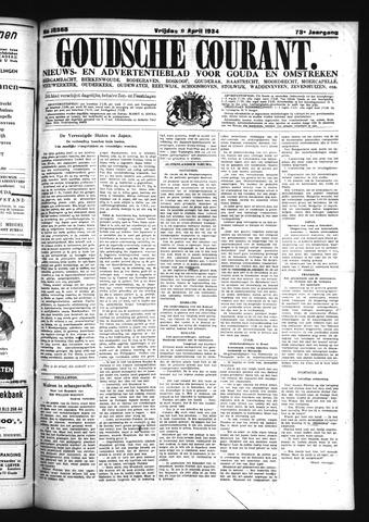 Goudsche Courant 1934-04-06