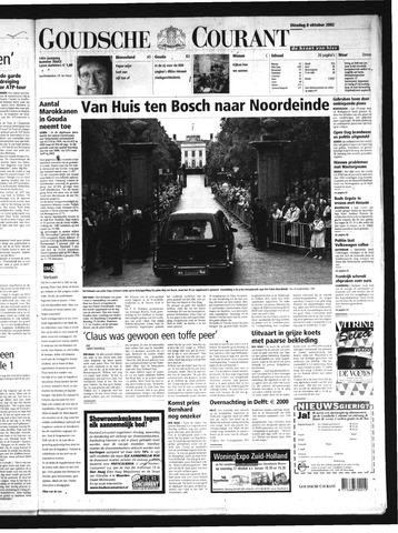 Goudsche Courant 2002-10-08