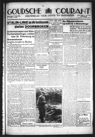 Goudsche Courant 1941-07-14