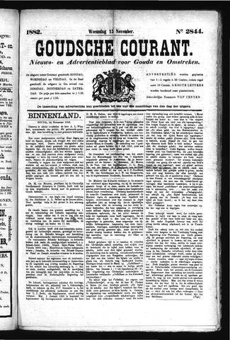 Goudsche Courant 1882-11-15