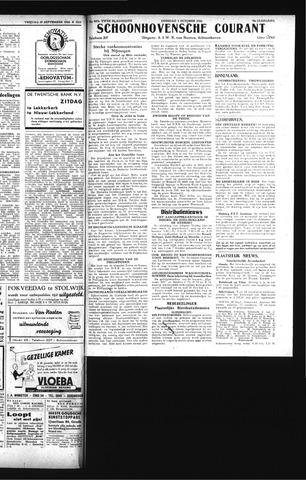 Schoonhovensche Courant 1944-10-03