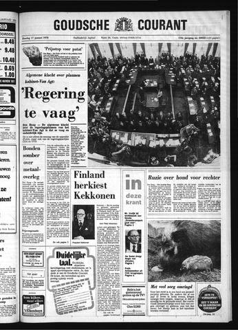 Goudsche Courant 1978-01-17