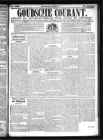 Goudsche Courant 1922-07-20