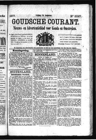 Goudsche Courant 1877-08-24