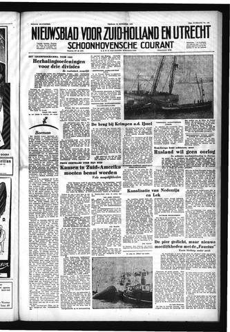 Schoonhovensche Courant 1952-12-12