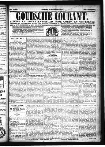 Goudsche Courant 1922-02-21