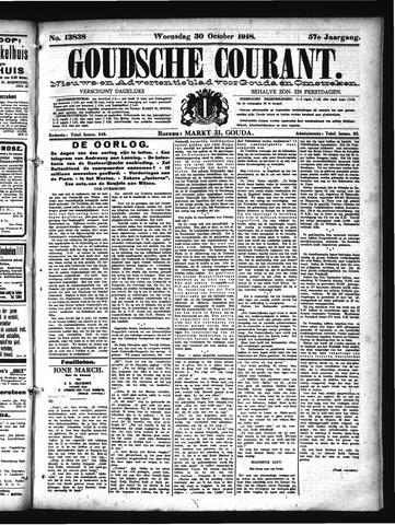 Goudsche Courant 1918-10-30