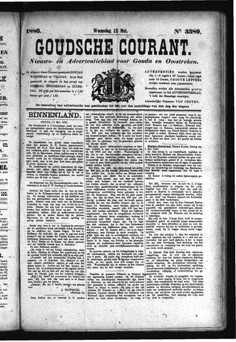Goudsche Courant 1886-05-12