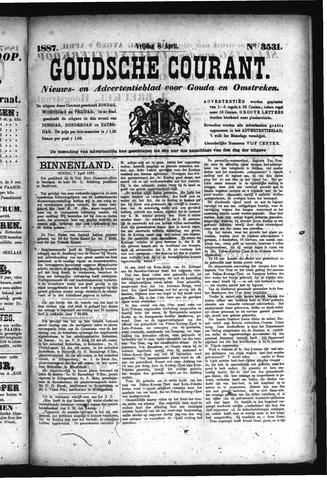 Goudsche Courant 1887-04-08