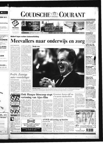 Goudsche Courant 2000-12-04
