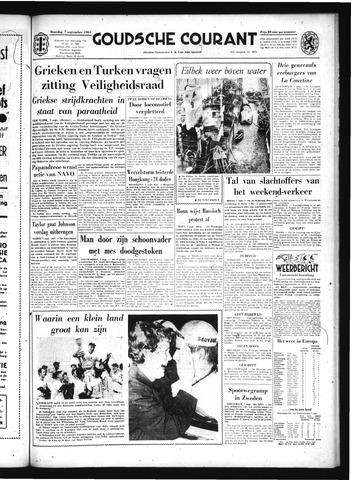 Goudsche Courant 1964-09-07