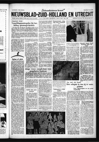 Schoonhovensche Courant 1960-05-11