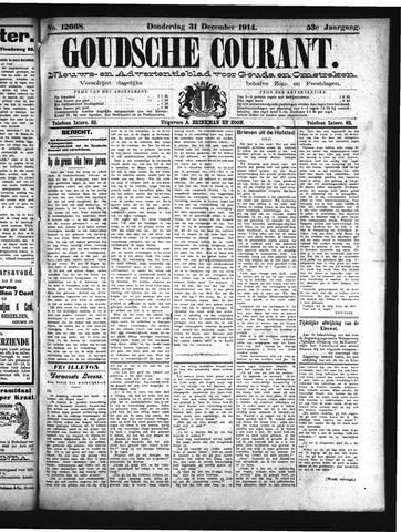 Goudsche Courant 1914-12-31