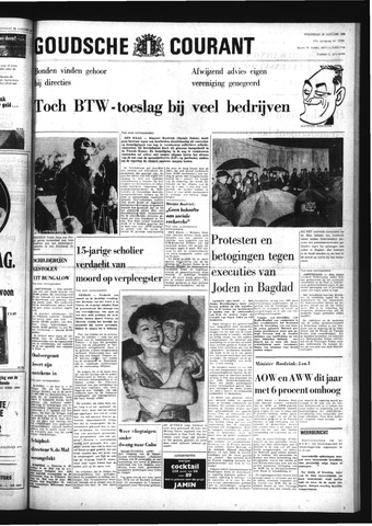 Goudsche Courant 1969-01-29