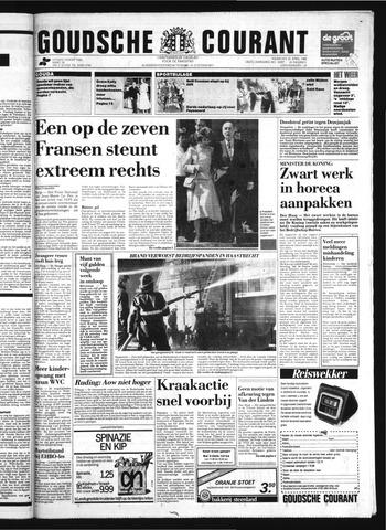 Goudsche Courant 1988-04-25