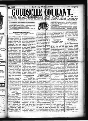 Goudsche Courant 1932-02-11