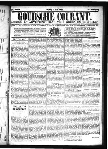 Goudsche Courant 1922-07-07