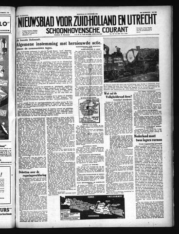 Schoonhovensche Courant 1948-12-22