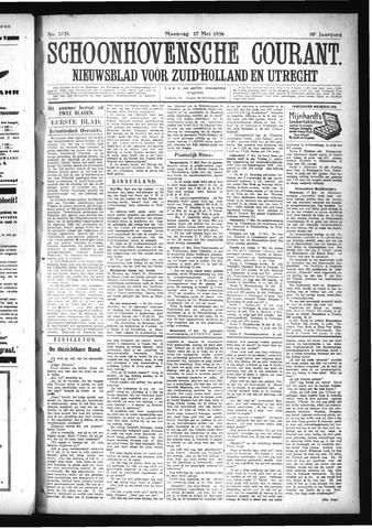 Schoonhovensche Courant 1926-05-17