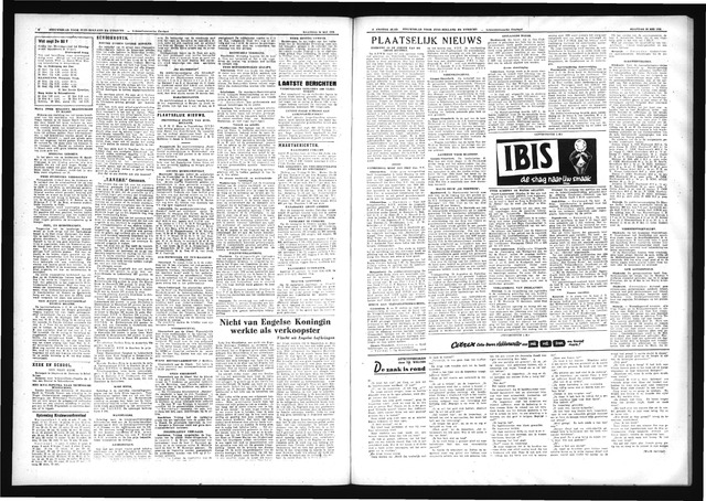 Schoonhovensche Courant 1952-05-28
