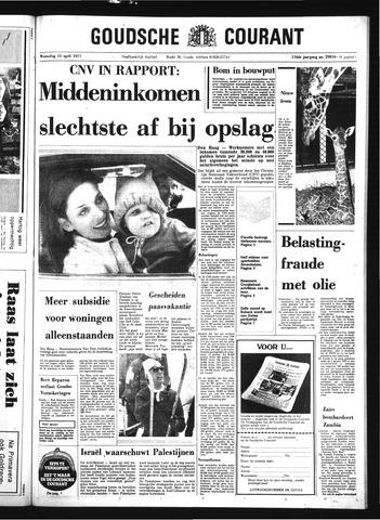 Goudsche Courant 1977-04-13