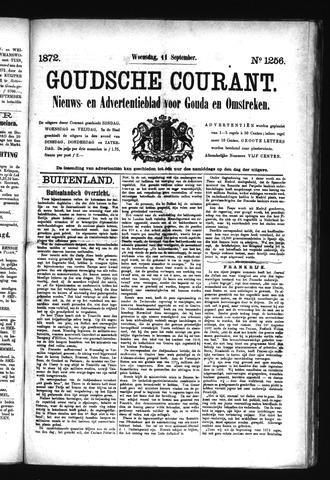 Goudsche Courant 1872-09-11