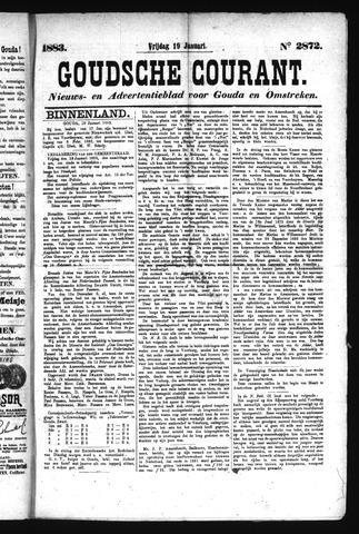 Goudsche Courant 1883-01-19
