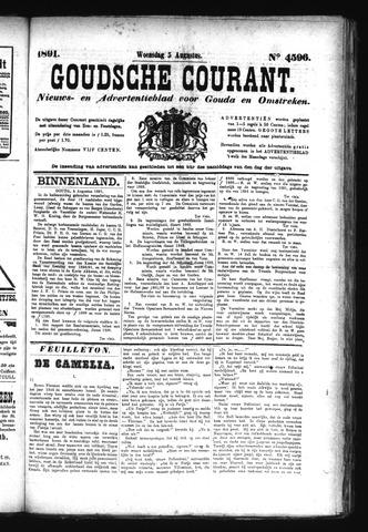 Goudsche Courant 1891-08-05