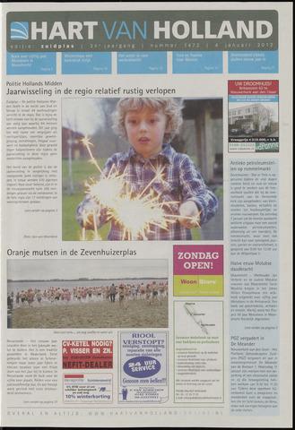 Hart van Holland - Editie Zuidplas 2012