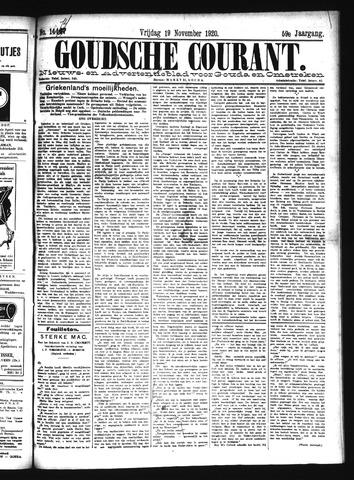 Goudsche Courant 1920-11-19