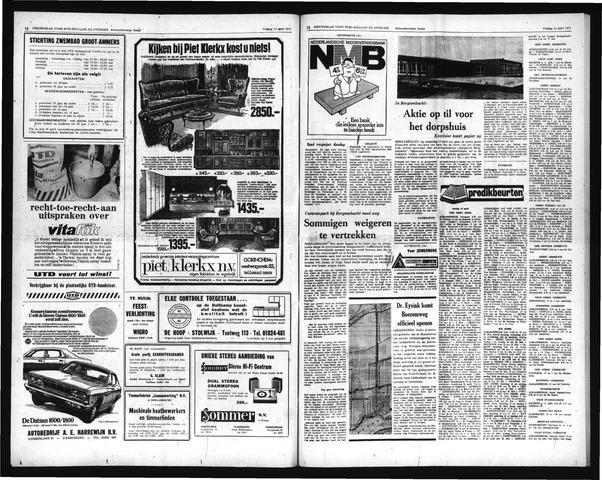 Schoonhovensche Courant 1972-04-14