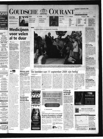 Goudsche Courant 2004-09-11