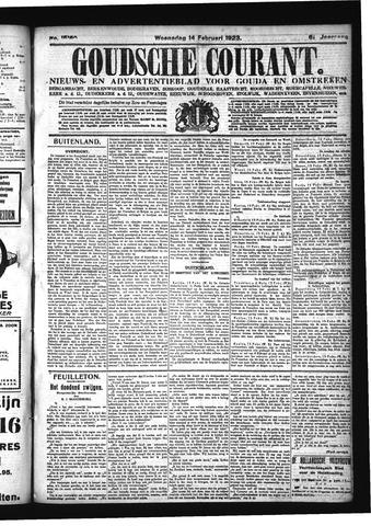 Goudsche Courant 1923-02-14