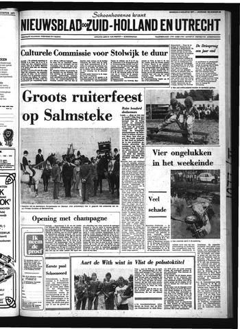 Schoonhovensche Courant 1977-08-08