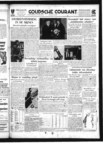 Goudsche Courant 1957-04-12