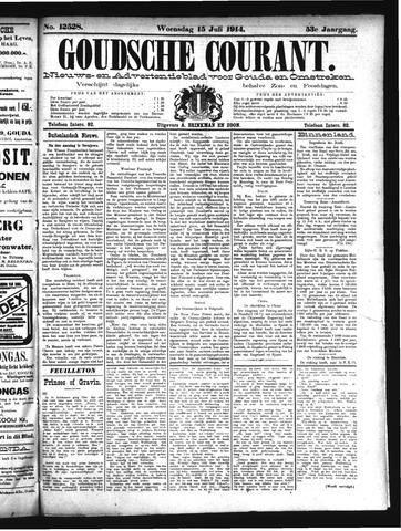 Goudsche Courant 1914-07-15