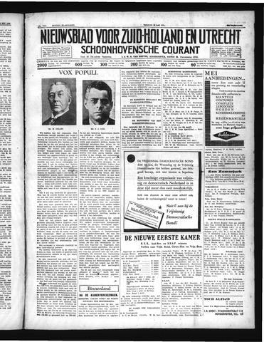 Schoonhovensche Courant 1937-05-28