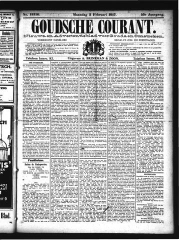 Goudsche Courant 1917-03-05