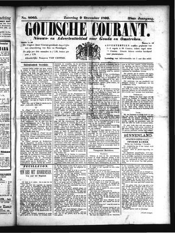Goudsche Courant 1899-12-09