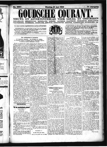 Goudsche Courant 1932-06-21