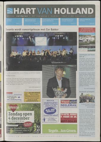 Hart van Holland - Editie Zuidplas 2011-11-30