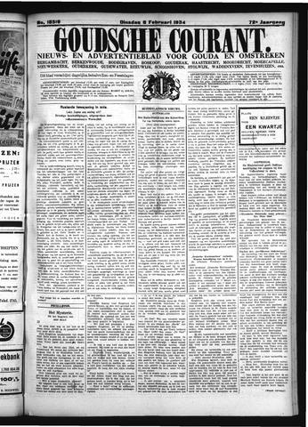 Goudsche Courant 1934-02-06