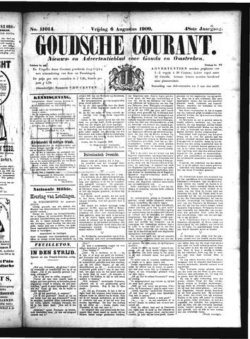 Goudsche Courant 1909-08-06
