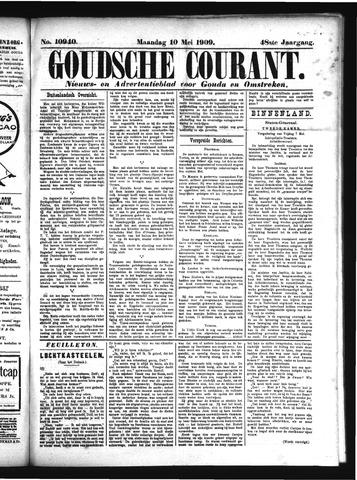 Goudsche Courant 1909-05-10