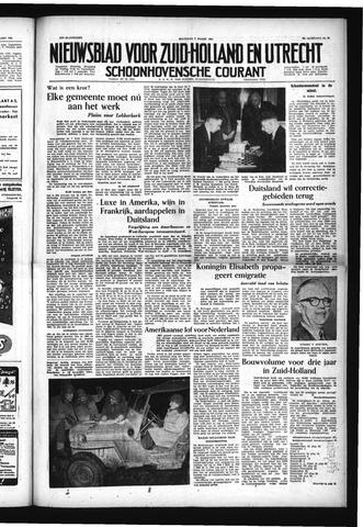 Schoonhovensche Courant 1954-03-08