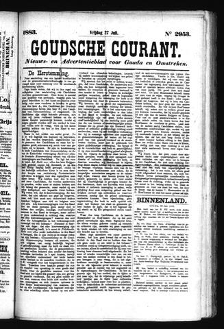 Goudsche Courant 1883-07-27