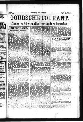 Goudsche Courant 1879-02-26