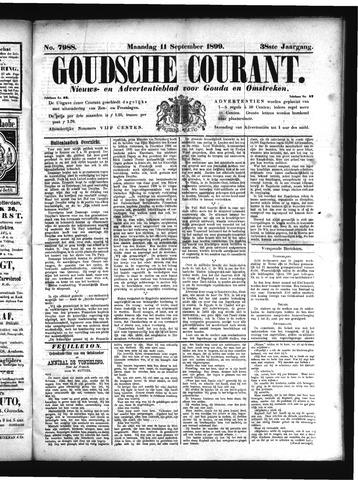 Goudsche Courant 1899-09-11
